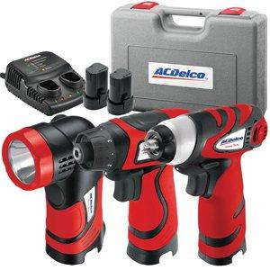 DurofixAc Delco Power Tools 8V Li-ion 3-in-1 Drill Driver ARZ8V14CSP