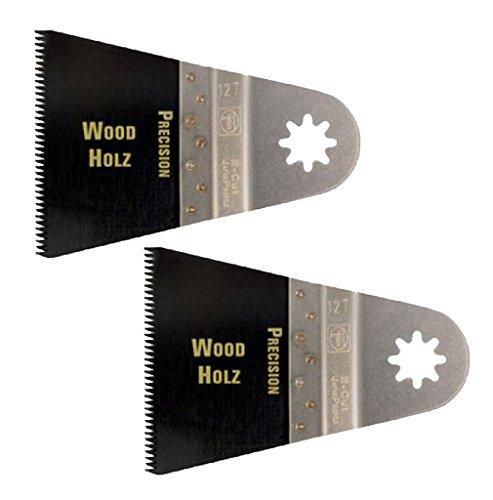 Fein 127 Replacement 2 Pack MultiMaster 2 12 E-Cut Blade  63502127020-2pk