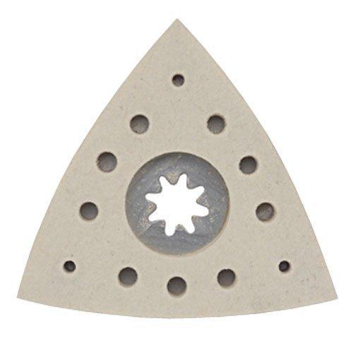 Fein Multimaster Felt Polishing Pad Felt Polishing Pad For Triangle