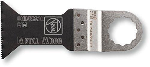 Fein 6-35-02-148-02-9 1-34-Inch SuperCut Bi-metal E-cut Blade 5-Pack