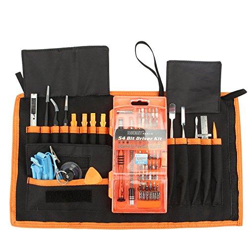 74 in 1 Multifunction Tool Kit Screwdriver Kit Repair Set Disassemble Tool