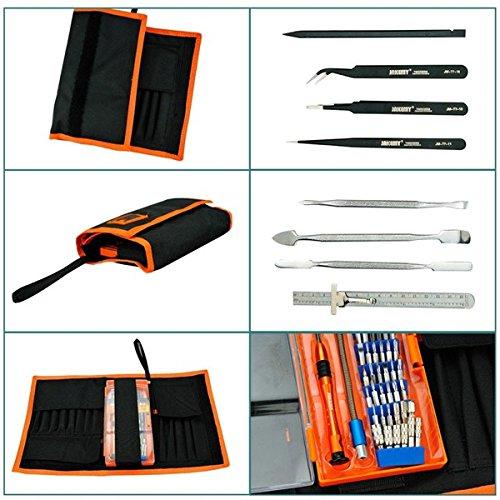 JM-P02 74in1 Multifunction Tool Kit Screwdriver Kit Repair Set Disassemble Tool