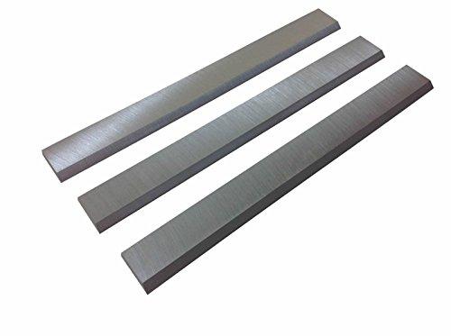 6-18-Inch x 1116-Inch x 18-Inch Replacement Jointer Knives for JET JJ-6 JJ-6OS JJ-6CS JJ-6CSX 70845K JJ-6CS jointers - Set of 3