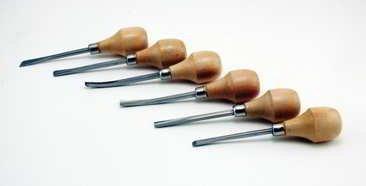 Wood Carving Chisel Set 6Pc