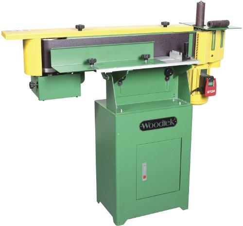 Woodtek 148265 Machinery Sanders 6 X 89 Osc Edge Sander With Spindle