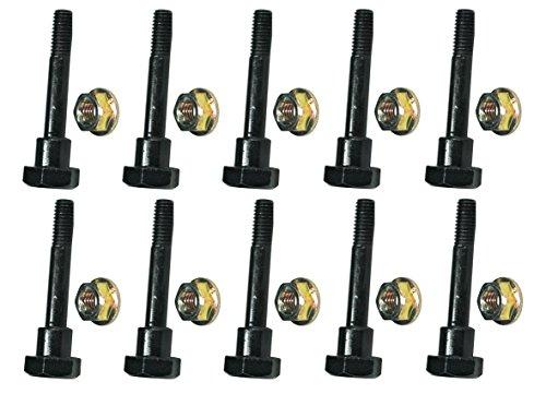 10 SHEAR PINS  BOLTS HS724 hs80 hs828 hs928 90102-732-012 90114-SA0-000 90102-732-012 90114 SA0-000