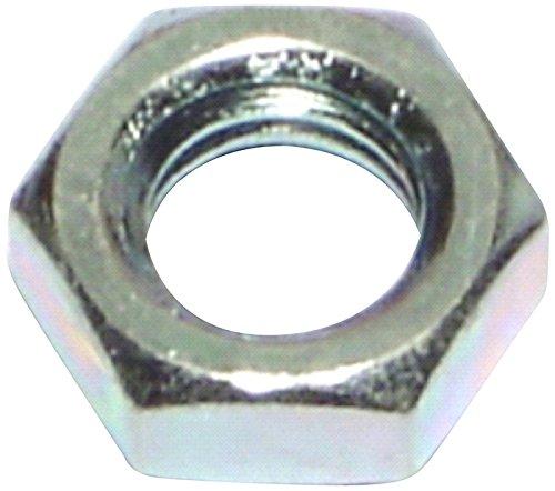 Hard-to-Find Fastener 014973259266 Coarse Hex Jam Nuts 38-16-Inch