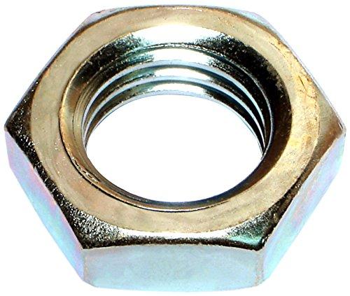 Hard-to-Find Fastener 014973382896 Hex Jam Nuts 1-Inch 10-Piece