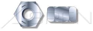 1600 pcs 38-16 Hex Heavy Nuts UNC Grade 5 Steel Zinc Ships FREE in USA by Aspen Fasteners
