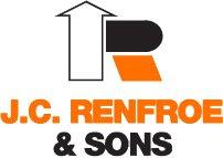 JC Renfroe Angular Contact Bearing Swivel 12 Ton - Eye and Eye ACS0050EE