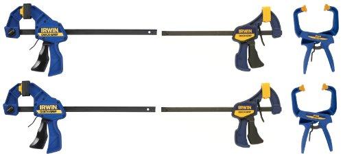IRWIN Tools VISE-GRIP Clamp Set 6-Piece SET150