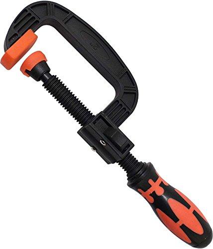 GRIPPICLAMP 2 Quick-release Plastic C-clamp W Bending Handle TZ03-97002