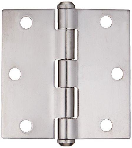 NATIONAL MFGSPECTRUM BRANDS HHI N830-277 Door Hinge 3-Inch Stainless Steel