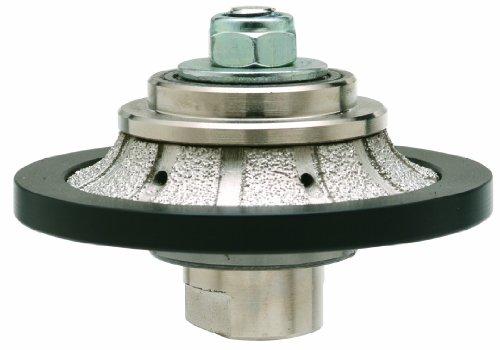 MK Diamond 400039 MK-400BDB Brazed Diamond Profile 316 Inch Half Bullnose Bit