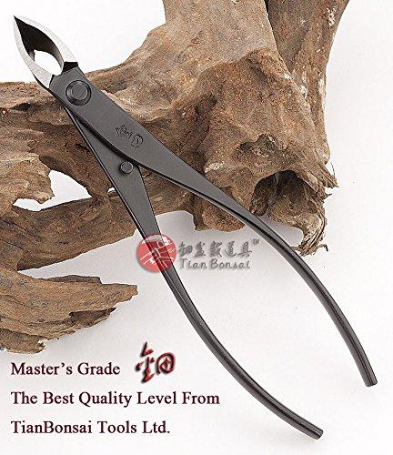 Branch Cutter Narrow Edge Cutter Bonsai Tools Concave Cutter Straight Edge Carbon Steel 180 Mm 7 Made By Tian Bonsai