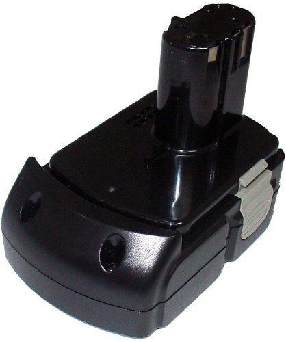 PowerSmart Replacement For HITACHI 18V Li-Ion Power Tool Battery BCL1815 EBM1830 DH18DL 1500mAh
