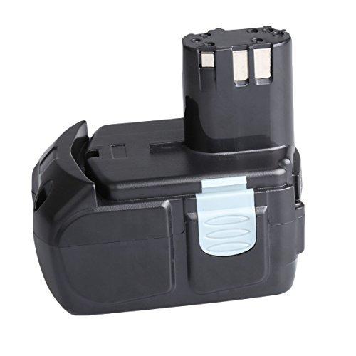 SANCC 18V 4000MAh Lithium-Ion HXP Battery Pack for Hitachi BCL1815 EBM1830 by SANCC
