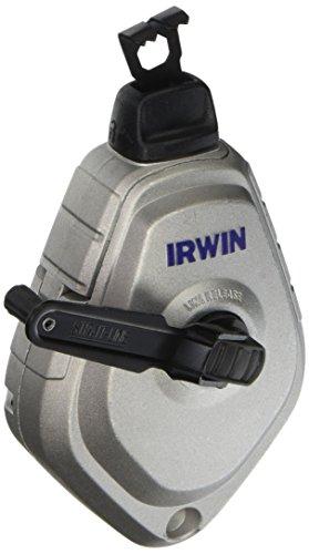 IRWIN Tools STRAIT-LINE Chalk Line Mach6 Reel 100-Inch 1932877