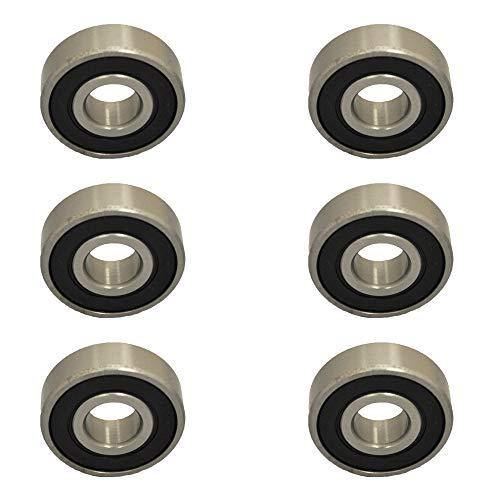 Rikon C10-109 Guide Bearings for 10-315 10-320 10-321 10-325 6 Pack