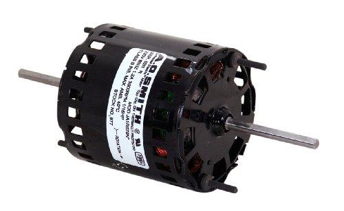AO Smith 359  33-Inch Frame Diameter 120 HP 1550 RPM 115-Volt 27-Amp Sleeve Bearing Fan Coil