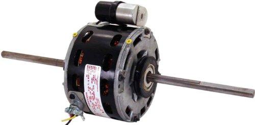 AO Smith 373  50-Inch Frame Diameter 130 HP 1100 RPM 115-Volt 06-Amp Sleeve Bearing Fan Coil