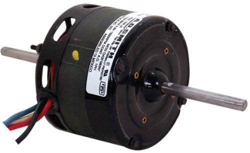 AO Smith 543  44-Inch Frame Diameter 115 HP 1550 RPM 115-Volt 28-Amp Sleeve Bearing Fan Coil