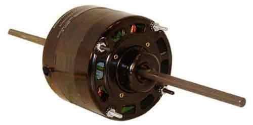 AO Smith 55  44-Inch Frame Diameter 115 HP 1050 RPM 115-Volt 25-Amp Sleeve Bearing Fan Coil