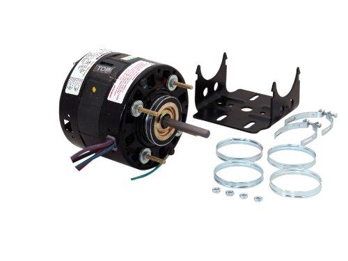 AO Smith RF6403  GE 2129  50-Inch Frame Diameter 110 HP 1050 RPM 115 208-230-Volt 4-Amp Sleeve Bearing Fan Coil