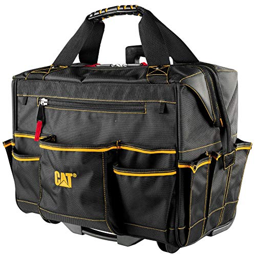 Caterpillar - 18 Pro Rolling Tool Bag Workspace Organization Bags Pack 980198N