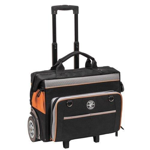 Klein Tools Tradesman Pro Organizer Rolling Tool Bag 52711 by Klein