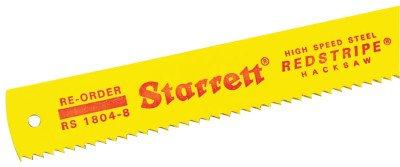 Redstripe HSS Power Hacksaw Blades - rs1810-6 18 10tpi redst