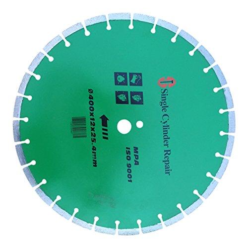 Diamond Blade Concrete Saw Blade Diamond Wheel 16 for Ts800 K960 K970 Walk Behind Saw