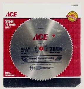 3 each Ace Steel Saw Blade 2126779