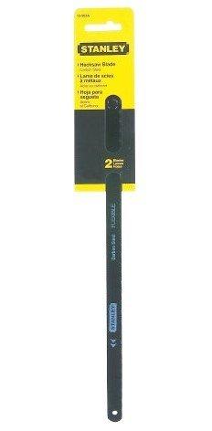 Stanley 15-928A 12 Carbon Steel Saw Blades 18 TeethInch 2PKG