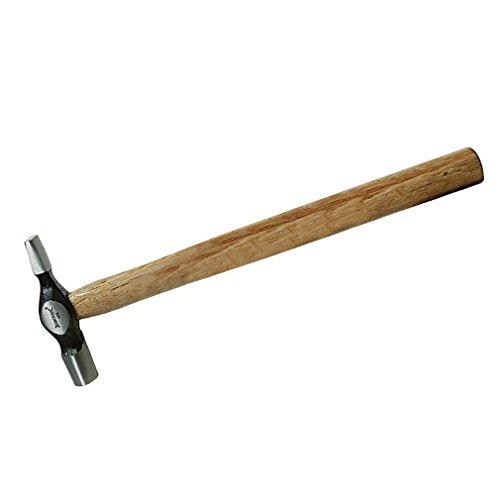 Silverline Tools - Hardwood Cross Pein Pin Hammer - 4oz 113g