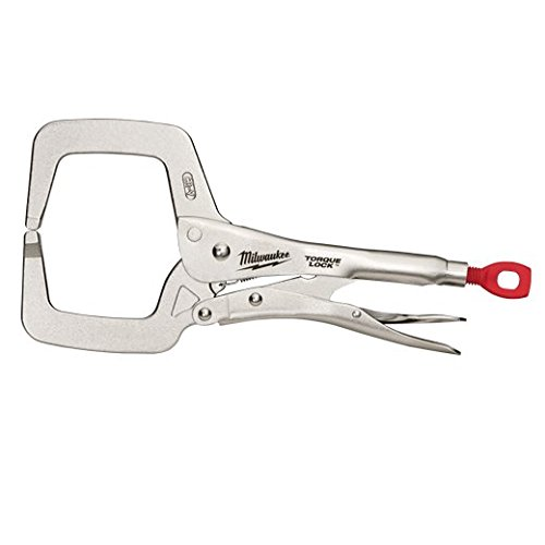 Milwaukee 48-22-3531 11 Locking C-Clamp Regular Jaws